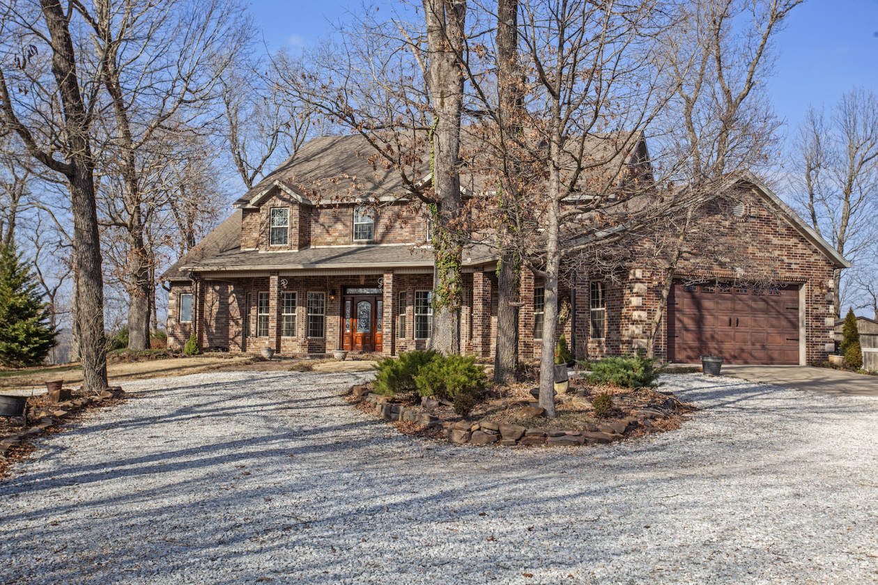 Previous Beautiful custom built home with acreage