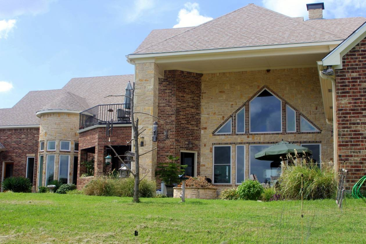 UNDER CONTRACT Custom Home on 100 Acre Farm w Pond By