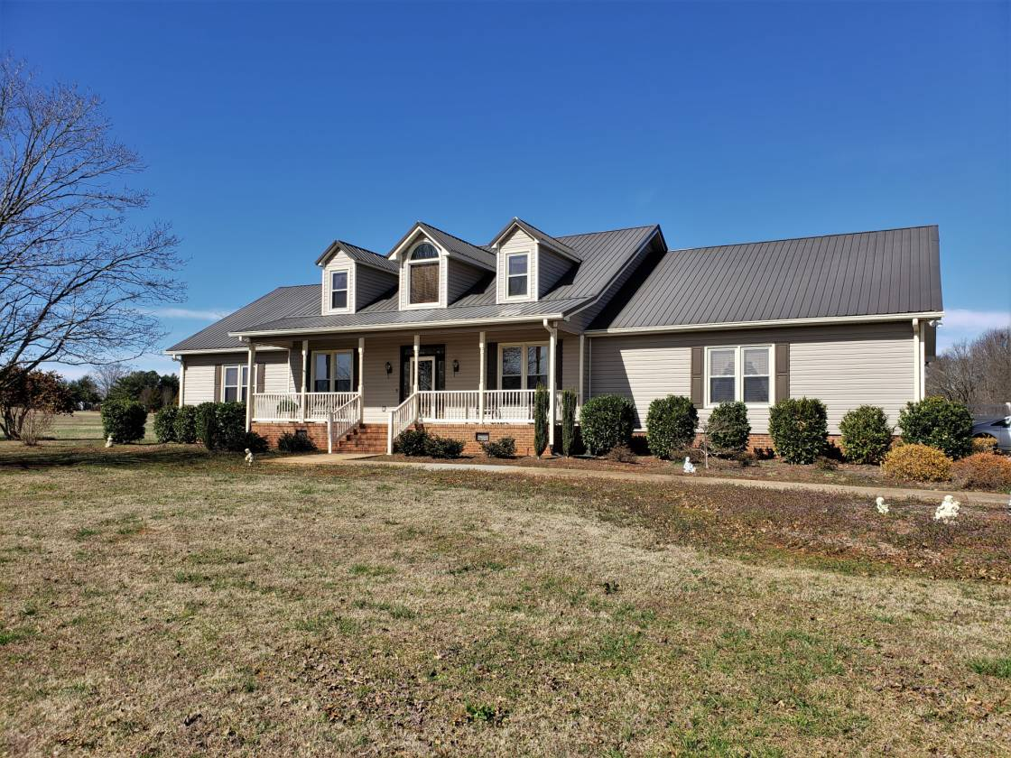 5 Acre Mini Farm with over 4000 SF home! | Anderson