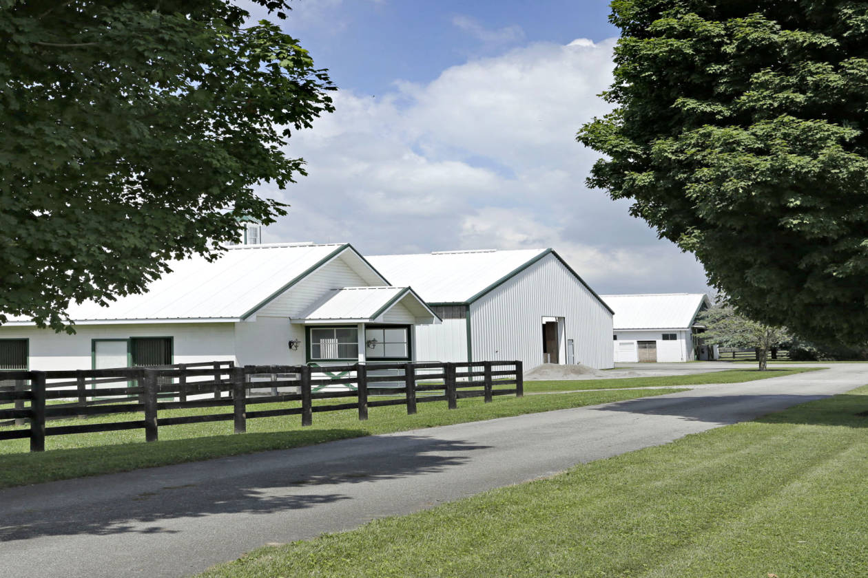 horse farm for sale lexington fayette county kentucky rh horseproperties net