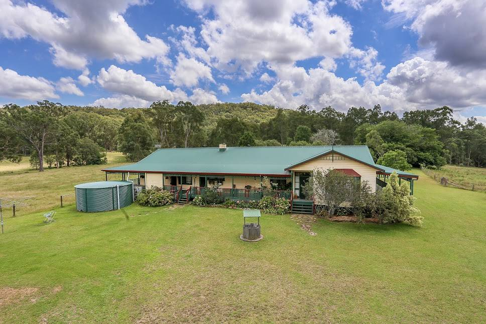 50 Acres In The Heart Of Jilliby Jilliby Central Coast County New South Wales Horse Properties