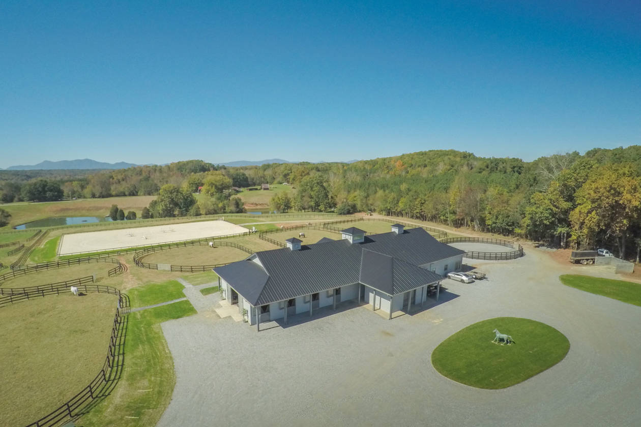 World Class Equestrian Training Facility | Tryon ...