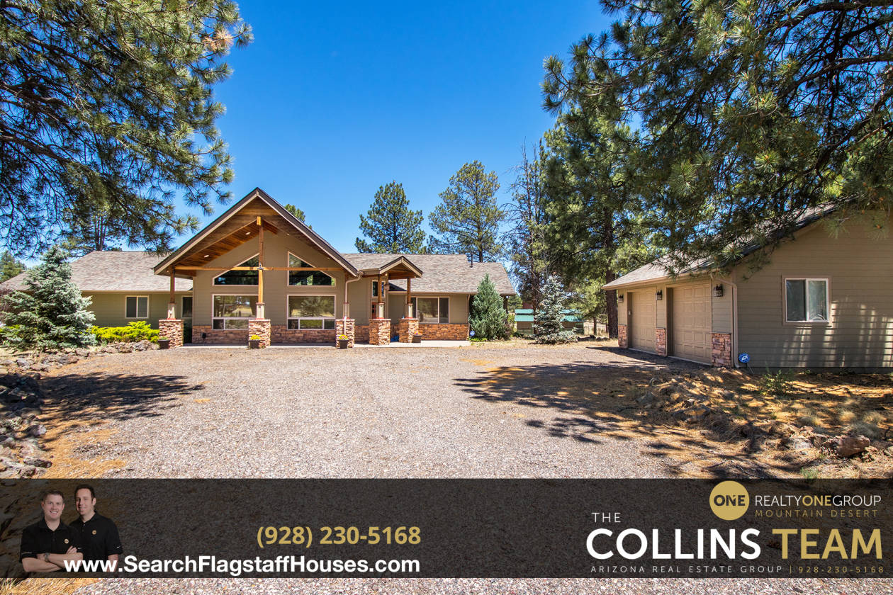 immaculate property in northern az near flagstaff on 5 acres rh horseproperties net