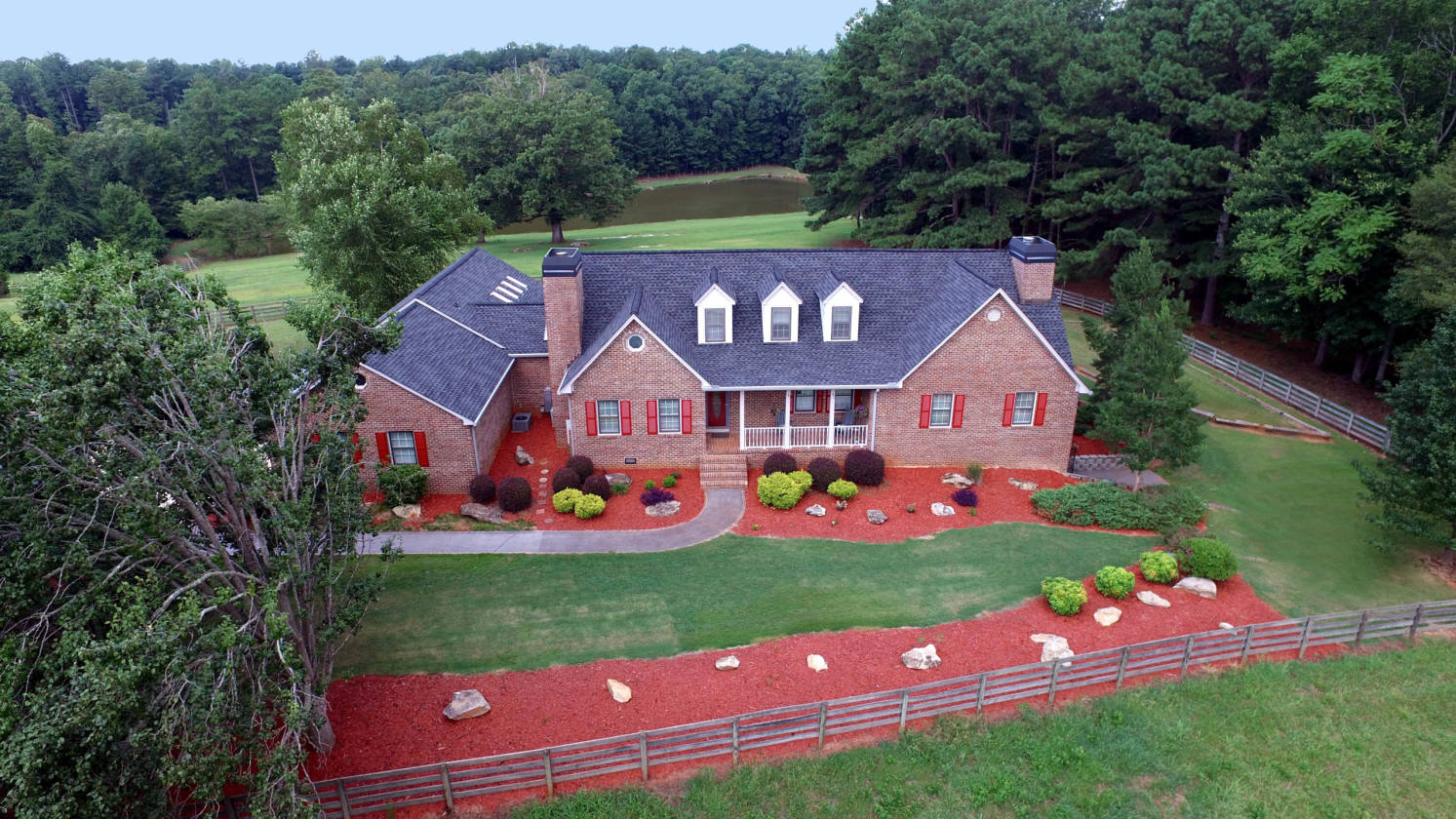 21 acre horse farm with beautiful 5000 sq ft home for 5000 sq ft to acres