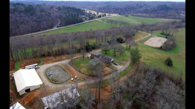 Large Horse Farm Located Just Minutes From Tryon