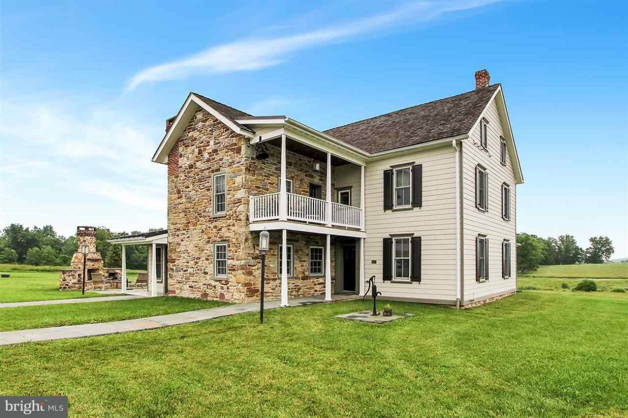 Previous Beautiful Historic Gettysburg Farm House