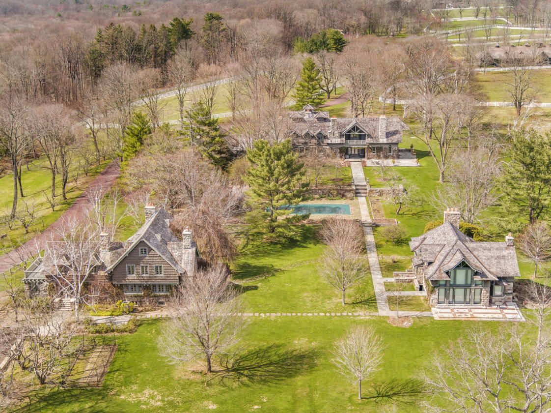 Conyer\u0027s Farm European Estate on over 80 acres | Greenwich ...