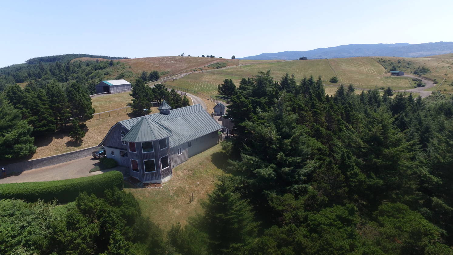 Previous Vista Ridge Farm 85 Acres with Panoramic