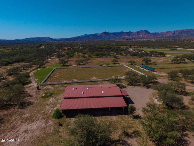 Secluded 108 Acre Peaceful Estate Near The San Pedro