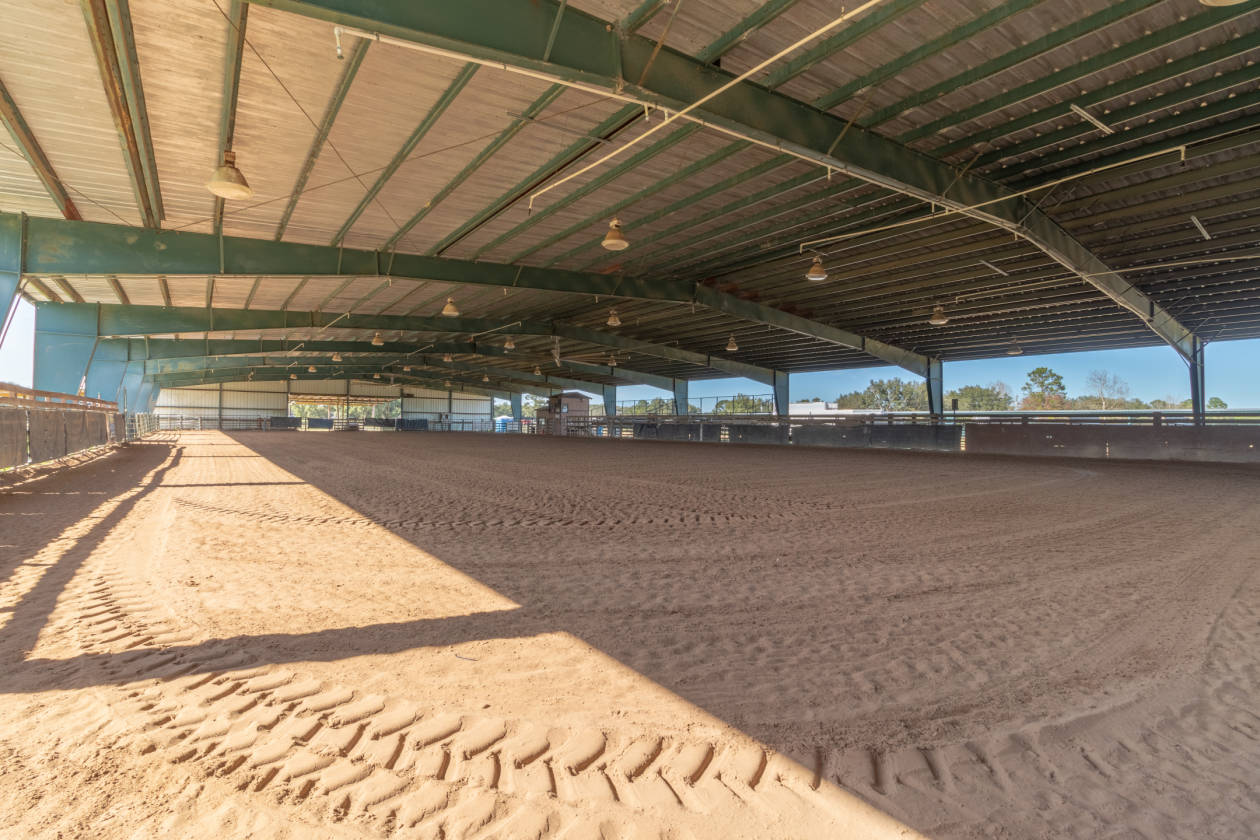 Equestrian Event And Training Center Ocala Marion
