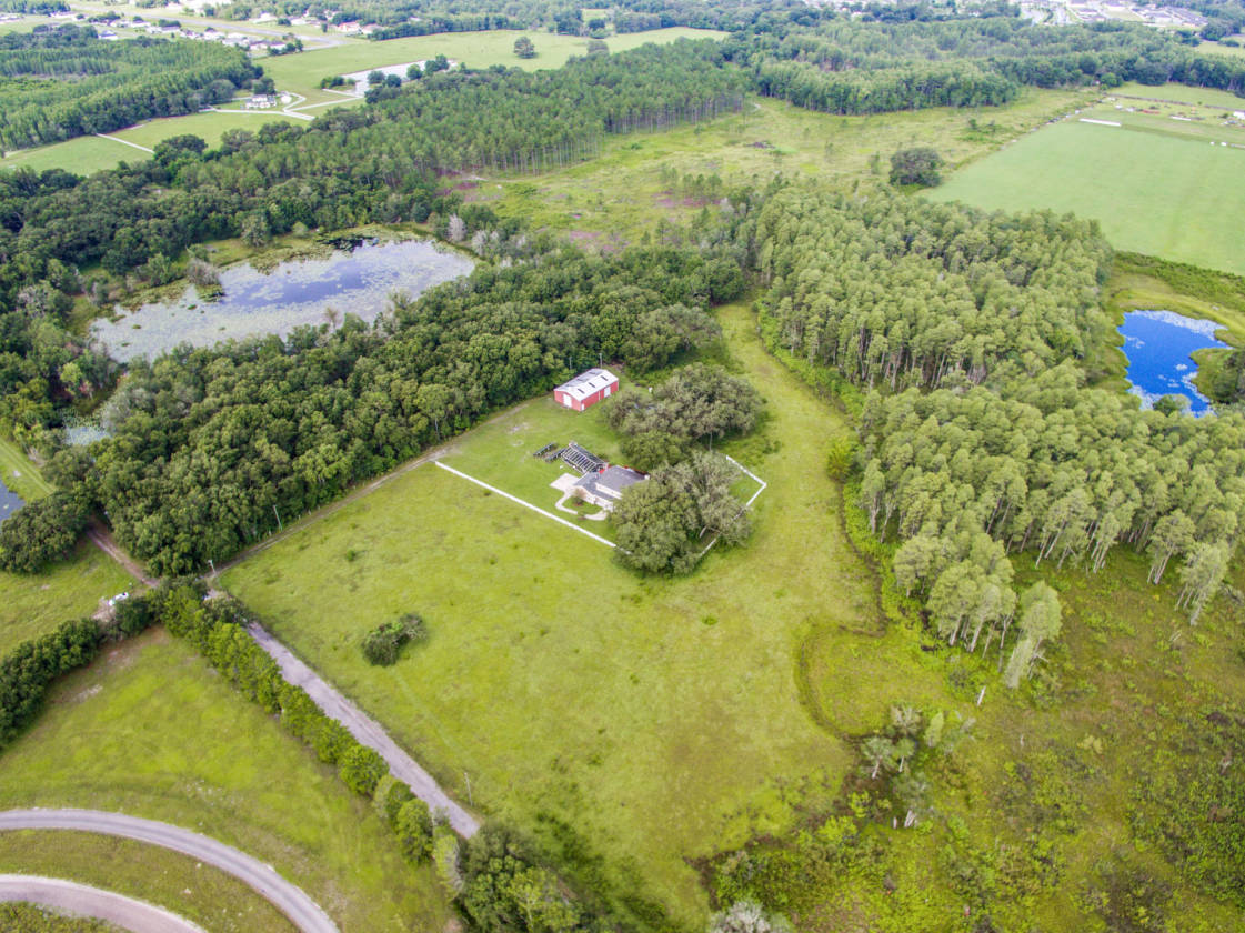 Beautiful 20 Acre Farm With Updated Estate Home Spring